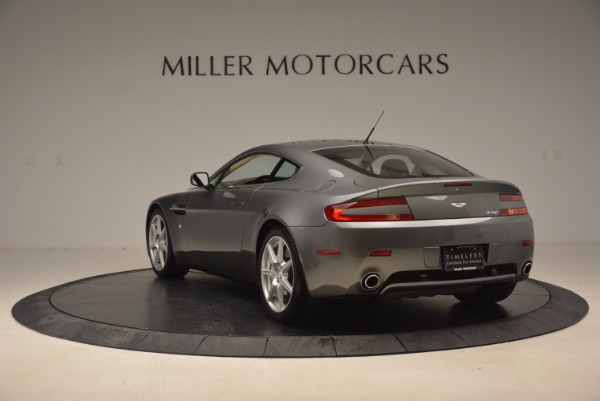 Used 2006 Aston Martin V8 Vantage for sale Sold at Pagani of Greenwich in Greenwich CT 06830 5