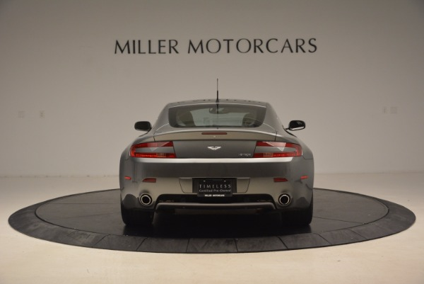 Used 2006 Aston Martin V8 Vantage for sale Sold at Pagani of Greenwich in Greenwich CT 06830 6