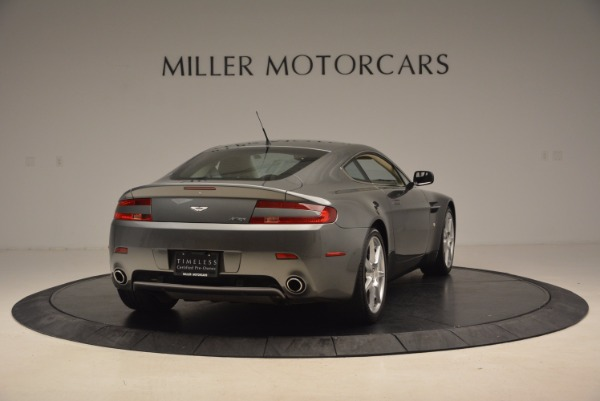 Used 2006 Aston Martin V8 Vantage for sale Sold at Pagani of Greenwich in Greenwich CT 06830 7