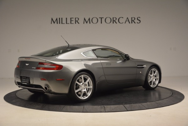 Used 2006 Aston Martin V8 Vantage for sale Sold at Pagani of Greenwich in Greenwich CT 06830 8