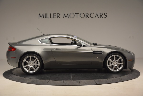 Used 2006 Aston Martin V8 Vantage for sale Sold at Pagani of Greenwich in Greenwich CT 06830 9