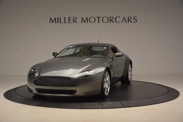 Used 2006 Aston Martin V8 Vantage for sale Sold at Pagani of Greenwich in Greenwich CT 06830 1