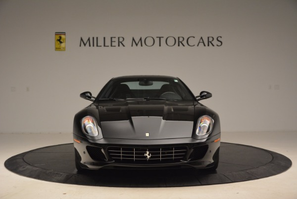 Used 2008 Ferrari 599 GTB Fiorano for sale Sold at Pagani of Greenwich in Greenwich CT 06830 12