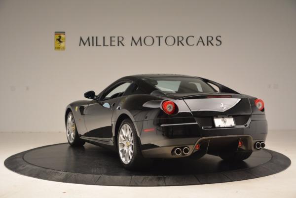 Used 2008 Ferrari 599 GTB Fiorano for sale Sold at Pagani of Greenwich in Greenwich CT 06830 5