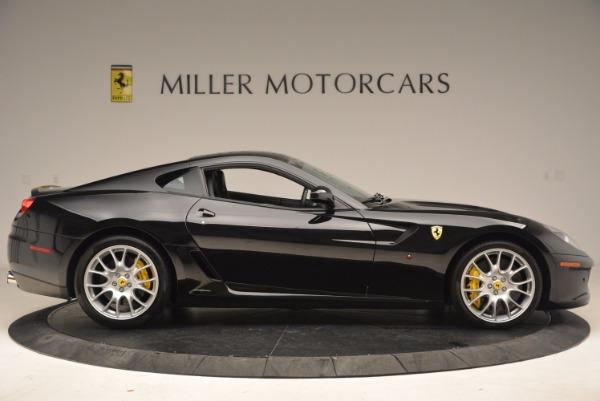 Used 2008 Ferrari 599 GTB Fiorano for sale Sold at Pagani of Greenwich in Greenwich CT 06830 9