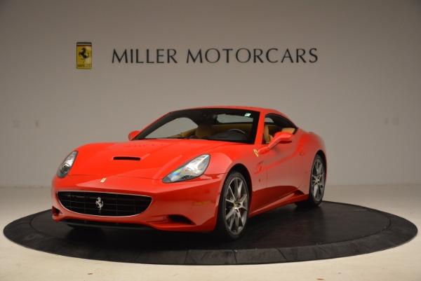 Used 2010 Ferrari California for sale Sold at Pagani of Greenwich in Greenwich CT 06830 13