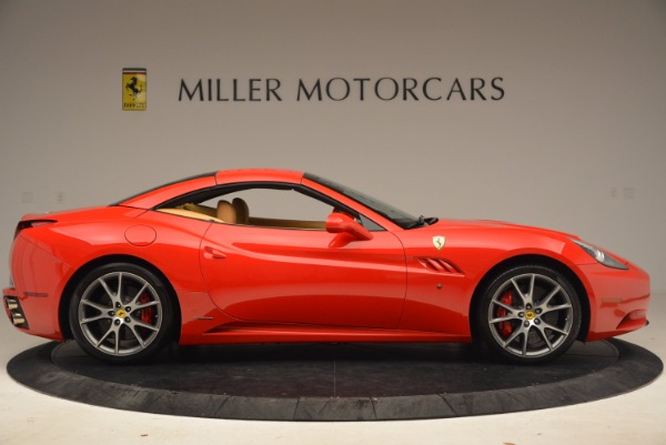 Used 2010 Ferrari California for sale Sold at Pagani of Greenwich in Greenwich CT 06830 21