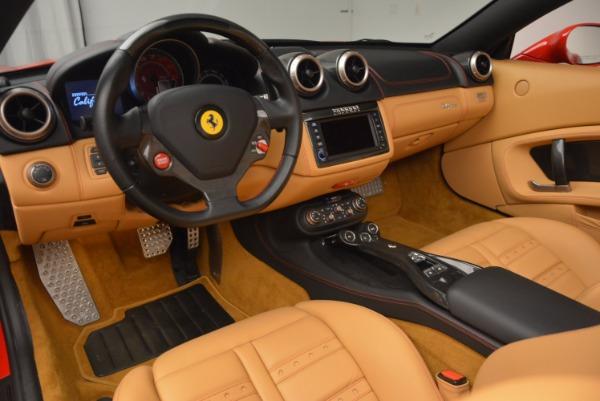 Used 2010 Ferrari California for sale Sold at Pagani of Greenwich in Greenwich CT 06830 25