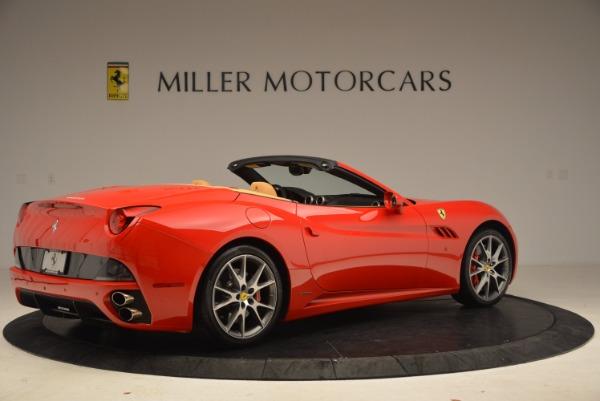 Used 2010 Ferrari California for sale Sold at Pagani of Greenwich in Greenwich CT 06830 8