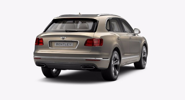 New 2018 Bentley Bentayga Signature for sale Sold at Pagani of Greenwich in Greenwich CT 06830 3