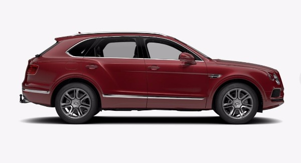 New 2018 Bentley Bentayga Activity Edition-Now with seating for 7!!! for sale Sold at Pagani of Greenwich in Greenwich CT 06830 2