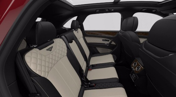 New 2018 Bentley Bentayga Activity Edition-Now with seating for 7!!! for sale Sold at Pagani of Greenwich in Greenwich CT 06830 8
