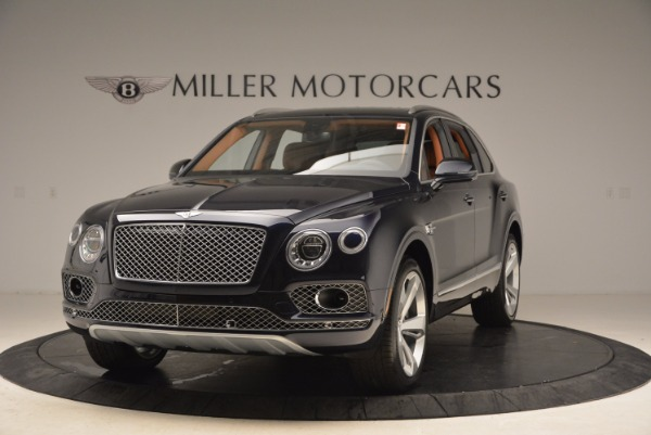 Used 2018 Bentley Bentayga W12 Signature for sale Call for price at Pagani of Greenwich in Greenwich CT 06830 1
