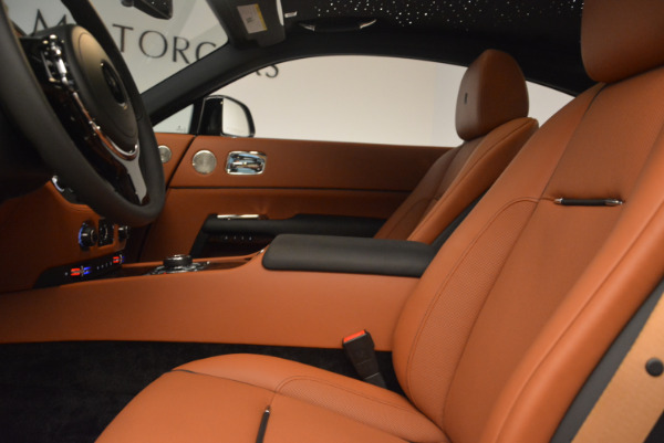 New 2018 Rolls-Royce Wraith for sale Sold at Pagani of Greenwich in Greenwich CT 06830 18