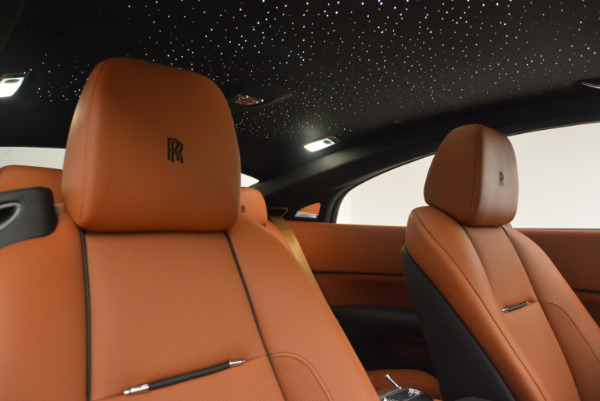 New 2018 Rolls-Royce Wraith for sale Sold at Pagani of Greenwich in Greenwich CT 06830 24