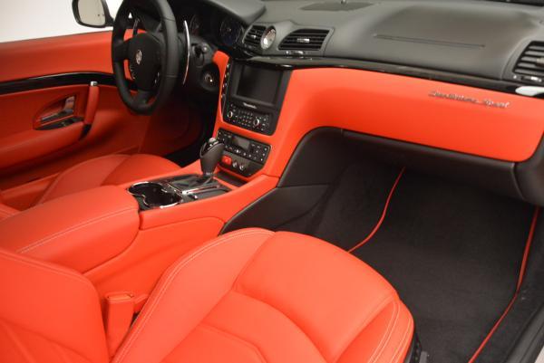 New 2017 Maserati GranTurismo Sport for sale Sold at Pagani of Greenwich in Greenwich CT 06830 19