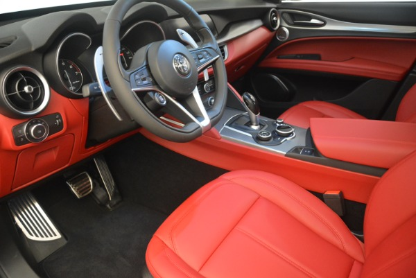 New 2018 Alfa Romeo Stelvio Sport Q4 for sale Sold at Pagani of Greenwich in Greenwich CT 06830 13
