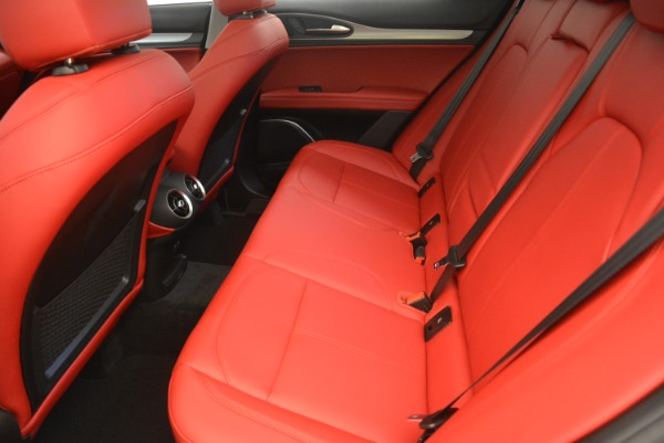 New 2018 Alfa Romeo Stelvio Sport Q4 for sale Sold at Pagani of Greenwich in Greenwich CT 06830 17