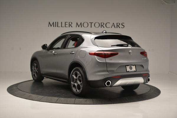 New 2018 Alfa Romeo Stelvio Sport Q4 for sale Sold at Pagani of Greenwich in Greenwich CT 06830 4