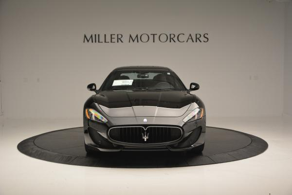 New 2016 Maserati GranTurismo Sport for sale Sold at Pagani of Greenwich in Greenwich CT 06830 10