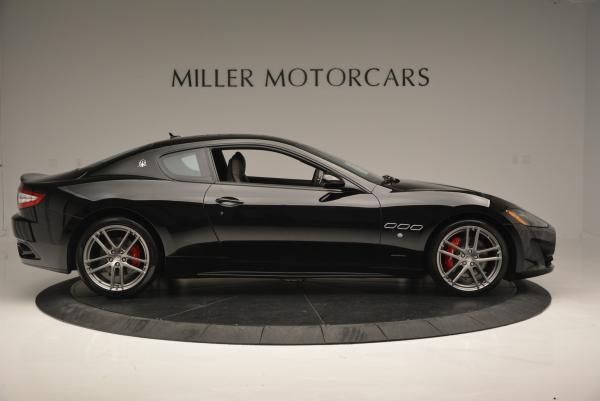 New 2016 Maserati GranTurismo Sport for sale Sold at Pagani of Greenwich in Greenwich CT 06830 8