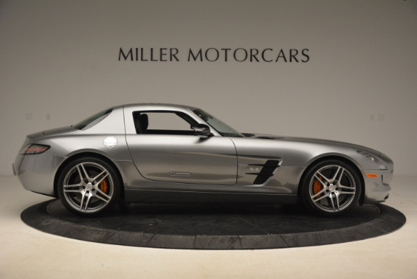 Used 2014 Mercedes-Benz SLS AMG GT for sale Sold at Pagani of Greenwich in Greenwich CT 06830 11