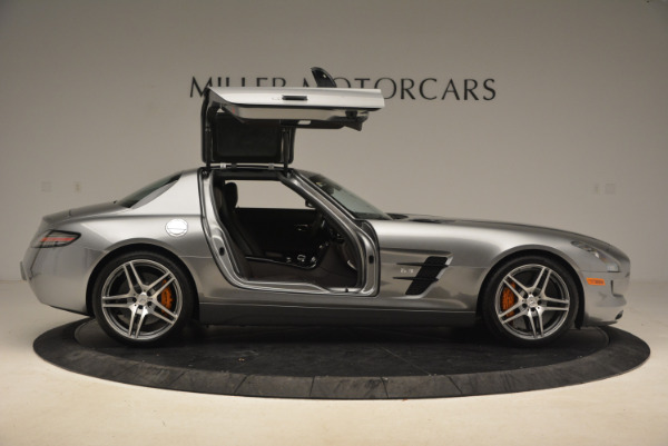 Used 2014 Mercedes-Benz SLS AMG GT for sale Sold at Pagani of Greenwich in Greenwich CT 06830 12