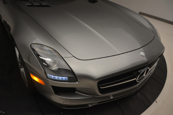 Used 2014 Mercedes-Benz SLS AMG GT for sale Sold at Pagani of Greenwich in Greenwich CT 06830 19
