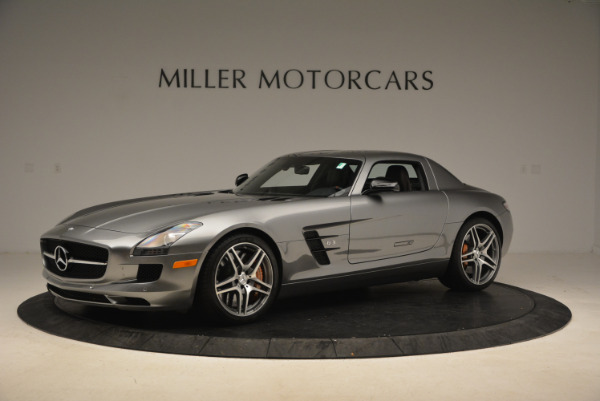 Used 2014 Mercedes-Benz SLS AMG GT for sale Sold at Pagani of Greenwich in Greenwich CT 06830 2