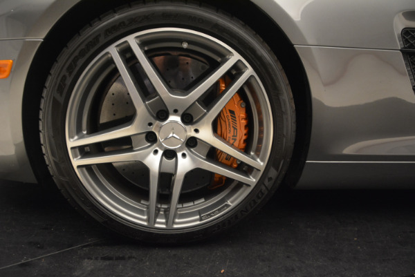 Used 2014 Mercedes-Benz SLS AMG GT for sale Sold at Pagani of Greenwich in Greenwich CT 06830 22