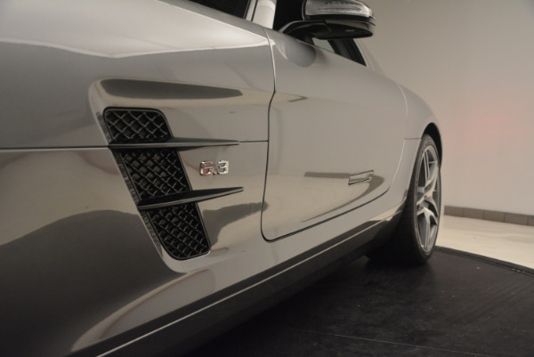 Used 2014 Mercedes-Benz SLS AMG GT for sale Sold at Pagani of Greenwich in Greenwich CT 06830 23