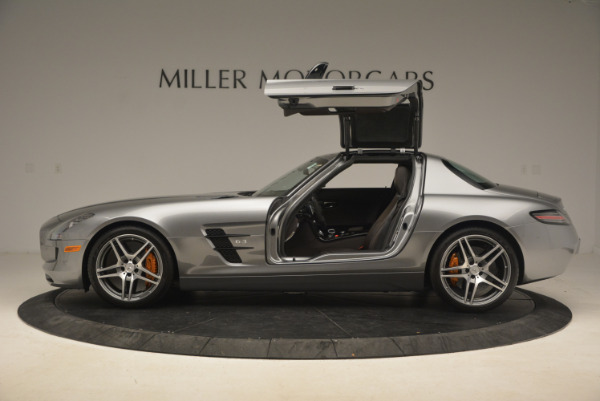 Used 2014 Mercedes-Benz SLS AMG GT for sale Sold at Pagani of Greenwich in Greenwich CT 06830 4