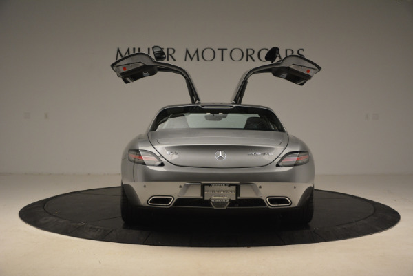 Used 2014 Mercedes-Benz SLS AMG GT for sale Sold at Pagani of Greenwich in Greenwich CT 06830 8