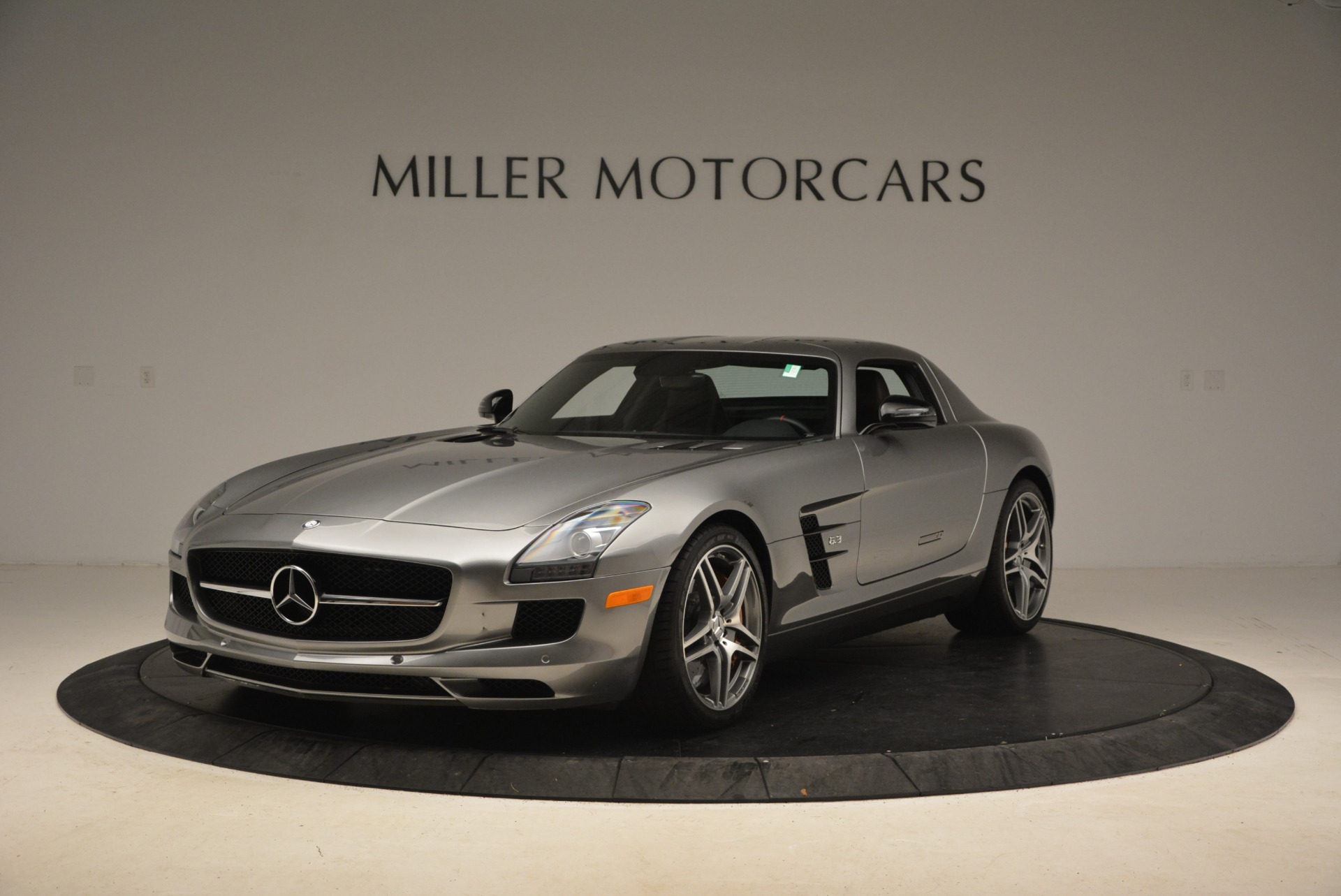 Used 2014 Mercedes-Benz SLS AMG GT for sale Sold at Pagani of Greenwich in Greenwich CT 06830 1