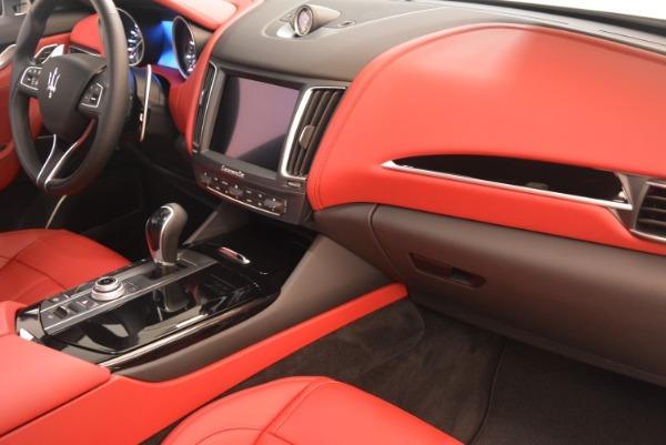 New 2018 Maserati Levante Q4 for sale Sold at Pagani of Greenwich in Greenwich CT 06830 14
