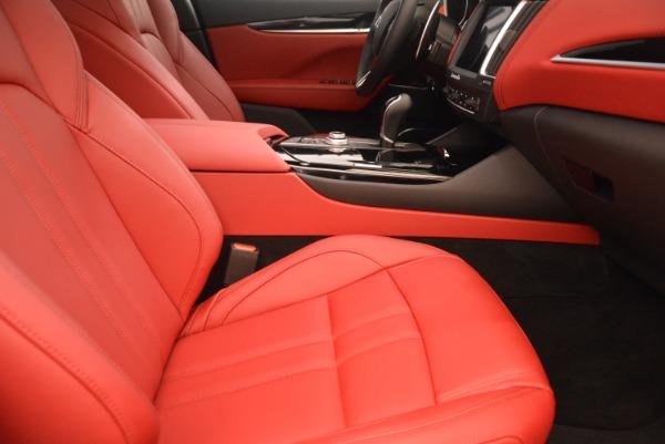 New 2018 Maserati Levante Q4 for sale Sold at Pagani of Greenwich in Greenwich CT 06830 16