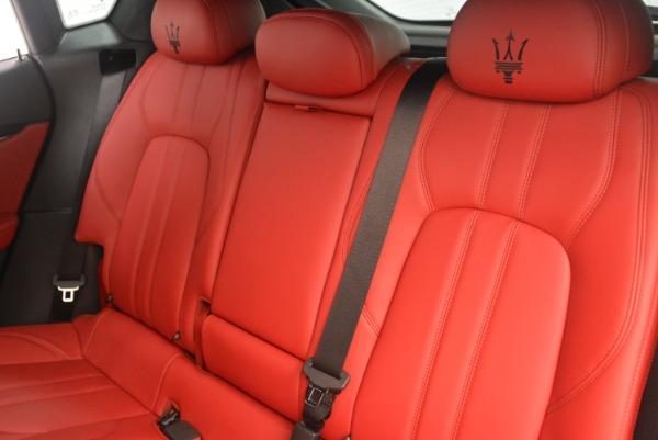 New 2018 Maserati Levante Q4 for sale Sold at Pagani of Greenwich in Greenwich CT 06830 20