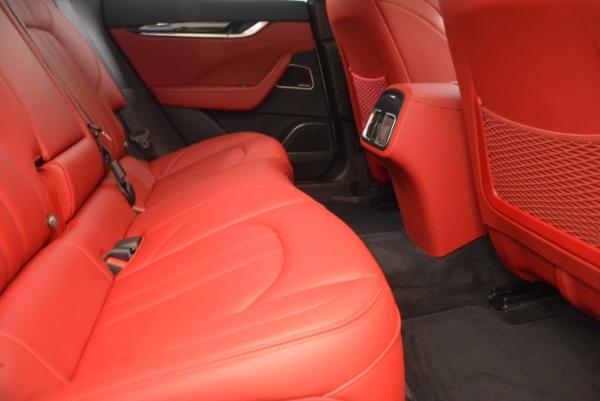 New 2018 Maserati Levante Q4 for sale Sold at Pagani of Greenwich in Greenwich CT 06830 22