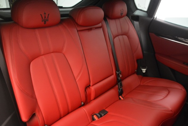 New 2018 Maserati Levante Q4 for sale Sold at Pagani of Greenwich in Greenwich CT 06830 23