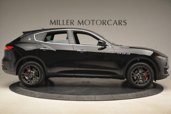 New 2018 Maserati Levante Q4 for sale Sold at Pagani of Greenwich in Greenwich CT 06830 8