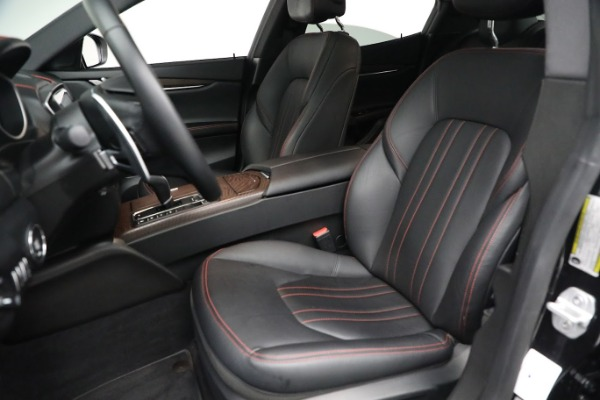 New 2018 Maserati Ghibli S Q4 for sale Sold at Pagani of Greenwich in Greenwich CT 06830 14