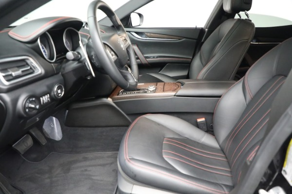 New 2018 Maserati Ghibli S Q4 for sale Sold at Pagani of Greenwich in Greenwich CT 06830 15