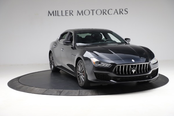 Used 2018 Maserati Ghibli S Q4 for sale Sold at Pagani of Greenwich in Greenwich CT 06830 12