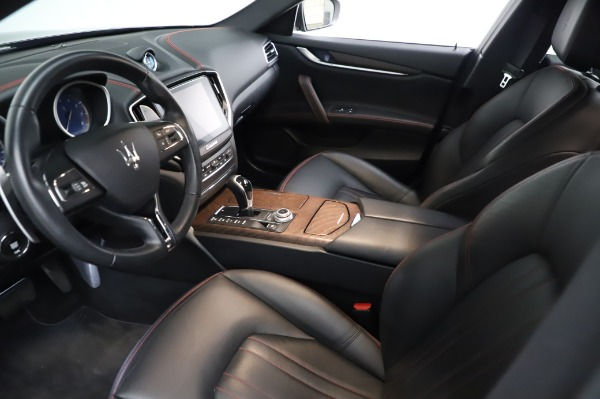 Used 2018 Maserati Ghibli S Q4 for sale Sold at Pagani of Greenwich in Greenwich CT 06830 14