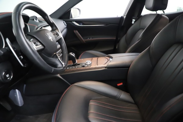 Used 2018 Maserati Ghibli S Q4 for sale Sold at Pagani of Greenwich in Greenwich CT 06830 15