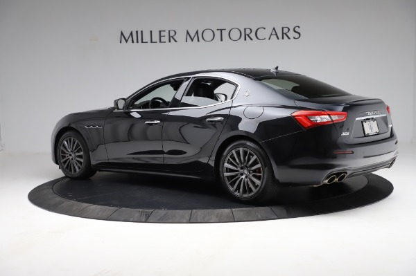 Used 2018 Maserati Ghibli S Q4 for sale Sold at Pagani of Greenwich in Greenwich CT 06830 4
