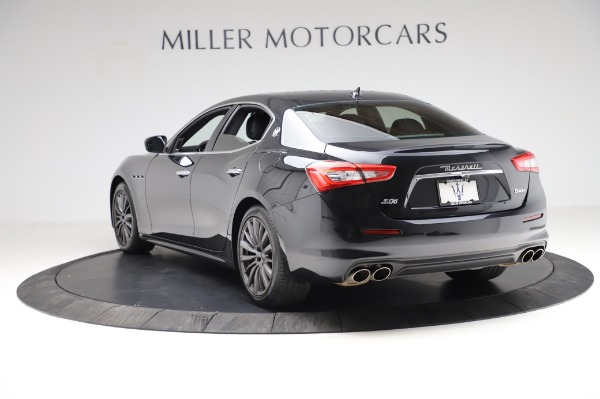 Used 2018 Maserati Ghibli S Q4 for sale Sold at Pagani of Greenwich in Greenwich CT 06830 5