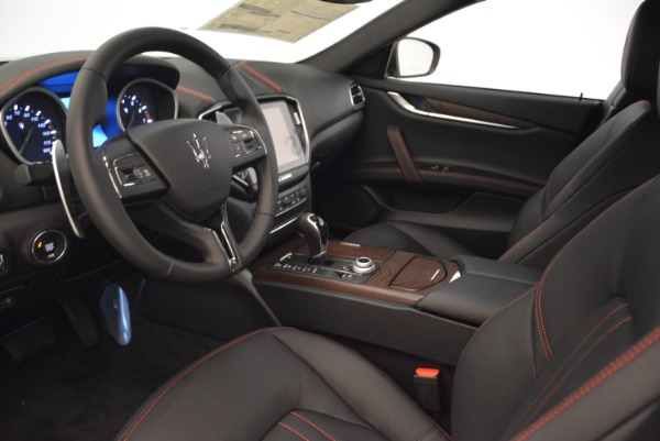 Used 2018 Maserati Ghibli S Q4 for sale $55,900 at Pagani of Greenwich in Greenwich CT 06830 12
