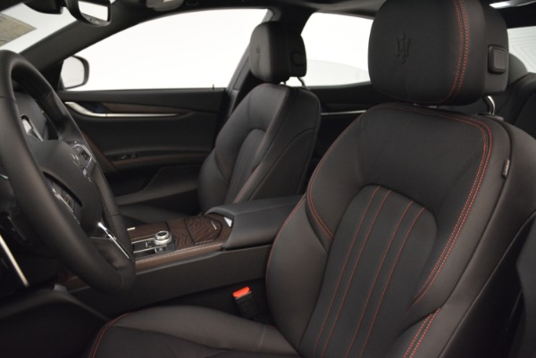 Used 2018 Maserati Ghibli S Q4 for sale $55,900 at Pagani of Greenwich in Greenwich CT 06830 14