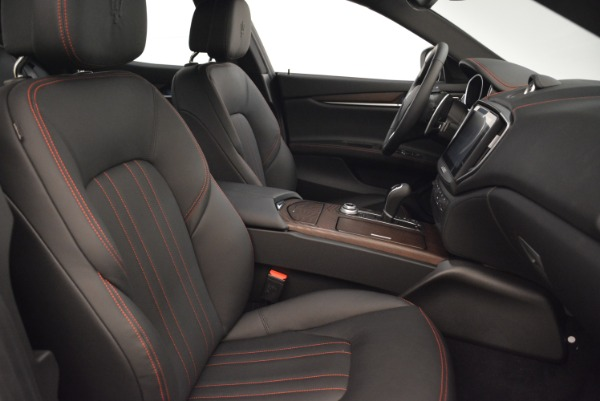 Used 2018 Maserati Ghibli S Q4 for sale $55,900 at Pagani of Greenwich in Greenwich CT 06830 21